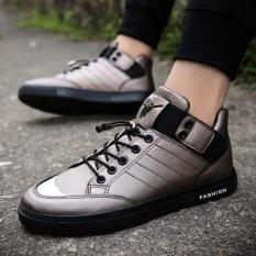 Diskon Musim Gugur Dan Musim Dingin Sepatu Olahraga Sepatu Pria Dan Wanita Korea Fashion Trendy Sepatu Putih Intl