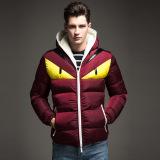 Jual Musim Gugur Mantel Musim Dingin Kerah Berdiri Pemuda Pria Korea Slim Cotton Padded Jaket Tebal Hangat Jaket Pria Oem Grosir