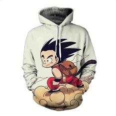 Jual Musim Gugur Musim Dingin Dbz Hoodies Cute Kid Goku Pria Wanita 3D Hoodies Pullover Sweatshirt Kemeja Anime Lucu Kartun Intl Oem Original
