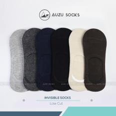 auzu socks - Hidden socks Invisible socks low cut - kaos kaki pendek bawah mata kaki