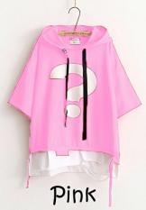 AWKARIN TOP  PINK [Outwear 0150] QJJ