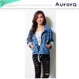 Cara Beli Ayako Fashion Jacket Women Long Sleeves Aurora Biru