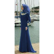 Harga Ayako Fashion Set 2 In 1 Ewina Hijab Ay Navy Satu Set