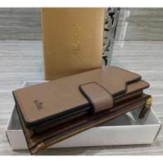Review Terbaik Ayako Fashion Slobe D1018 Wallet Olive
