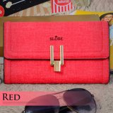 Ayako Fashion Slobe D1050 Wallet Red Di Indonesia