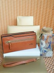 Jual Beli Ayako Fashion Slobe D1051 Wallet Brown Indonesia