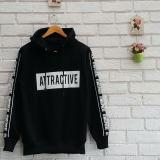 Harga Azam Clobber Sweater Wanita Attractive Hodie Sweater Fleece Asli