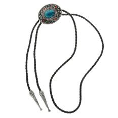 Aztec kesenian India Totem Bolo Barat kemeja dasi dasi koboi Rodeo Ball - International ...