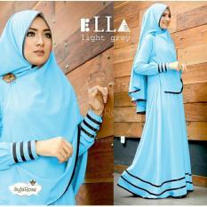 Azure Fashion Syfarose Turkish Gamis Wanita Gamis Muslim Di Dki Jakarta