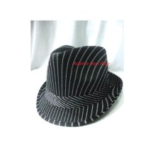 Azzalea Jaya Topi-Hat Koboy-Fedora /Tompi-Traveling, Pesta Hitam