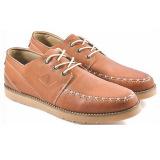 Toko Azzura Sepatu Kulit Casual Pria 611 09 Coklat Lengkap