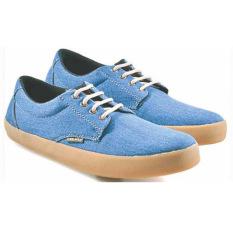 Azzurra, Sepatu Kets Pria 611-03, (Blue)