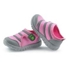Sepatu Bayi Balita Boy In Sepatu Anak Perempuan Her Kets Ringan Antislid Hardly Breathe English Sepatu Olahraga Berwarna Merah Muda Oem Diskon 30