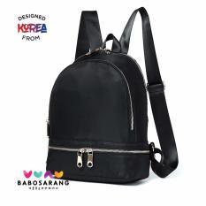 Harga Korean Fashion Style Babosarang Tas Ransel Batam Wanita Backpack Korea Model Fashion Gothic Style Bs3 Baru Murah