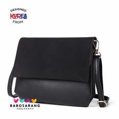 Korean Fashion Style Babosarang Tas Batam Wanita Korean Fashion Simple Style Multifungsi BS6
