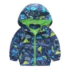 Harga Baby Boy G*rl Autum Musim Dingin Jaket Lengan Panjang Softshell Jaket Anak Olahraga Berkerudung Hijau Intl Terbaik