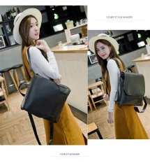 Backpack bag, air bag Korean street fashionista drama Park Shin Hye Pinocchio with backpack bag - intl