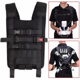 Backpack Carry Case Bag Shouder Belt For Dji Phantom 4 3 2 Remote Controller Black Intl Di Indonesia