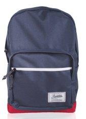 Spesifikasi Backpack Invictus New Montana Bag Biru Dongker Yg Baik