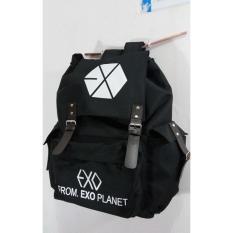Jual Backpack Kpop Exo Online Indonesia