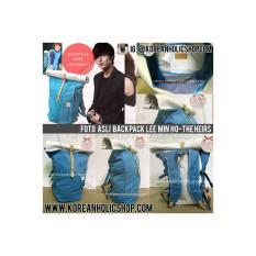 Backpack Lee Min Ho The Heirs