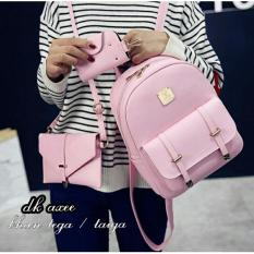 Beli Backpack Louis 3In1 Pink Online