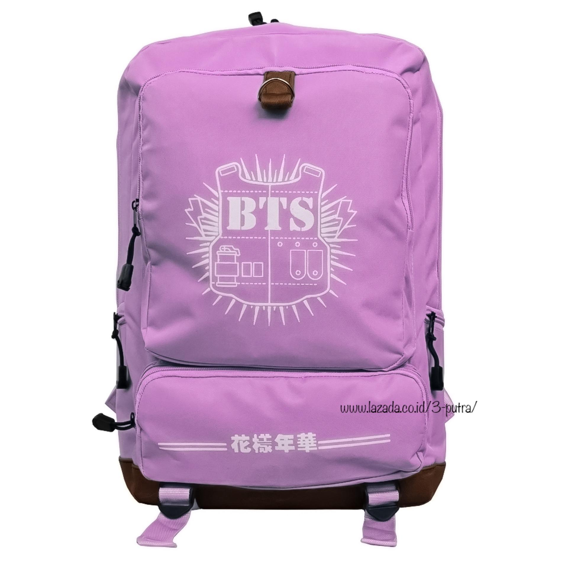 Backpack Tas Punggung Tas Ransel Ransel Sekolah Travel Bag Pria