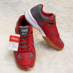 Badminton Shoes Sepatu Badminton Eagle Eclipse - Redmerah - 6A6933