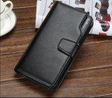 Jual Flash Dompet Kartu Cowok Pria Panjang Black Men S Wallet Dw235 Online Indonesia