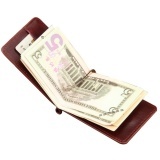 Jual Dompet Pria Baellerry Pendek Pria Multifungsi Money Clip Card Pack Dompet Kulit Warna Coklat Intl Online Tiongkok