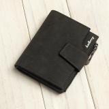 Beli Baellerry New Matte Leather Wallet In The Long Section Of Multi Functional Purse Black Intl Baru