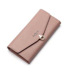 Spesifikasi Baellerry Women Dompet Cengkeraman Casing Desain Baru Fashion Hang Bag Menjual Panas Pink Intl Online
