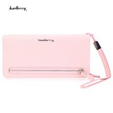 Spesifikasi Baellerry Dompet Pergelangan Tangan Pocket Telepon Pink Intl Baellerry Terbaru