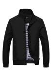 Harga Bafash Jacket Men Sportwear Windcheater Hitam Bafash