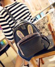 Bag Import Fashion Korean Bag Tas Wanita Import Ransel Hitam New Arrival Bag Import Murah Di Jawa Barat