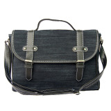 Jual Baglis Denim Sling Bag Ii Hitam Branded