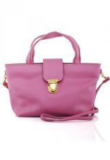 Spesifikasi Baglis Fiona Beauty Pouch Pink Murah Berkualitas