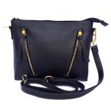 Review Toko Baglis Vinna Mini Sling Bag Hitam