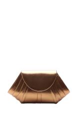 Dapatkan Segera Bagquire Mermaid Clutch Bag Bronze