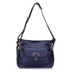 Jual Bagtitude Cicilia Sling Bag Navy Blue Grosir