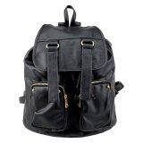Jual Bagtitude Dania Backpack Black Branded