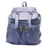 Beli Bagtitude Dania Backpack Navy Blue Bagtitude Dengan Harga Terjangkau