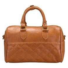 Harga Bagtitude Lucia Top Handle Bag Light Brown Seken