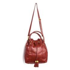Bagtitude Monica Top Handle Bag Dark Brown Promo Beli 1 Gratis 1