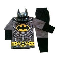 Toko Baju Anak Kostum Topeng Superhero Batman Universal Online
