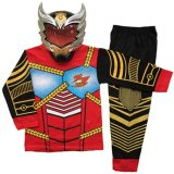 Baju Anak Kostum Topeng Superhero Satria Garuda Bima X 1 Set Promo Beli 1 Gratis 1
