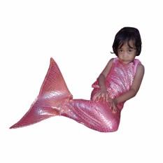 baju anak mermaid motif gold  baju dutyung murah