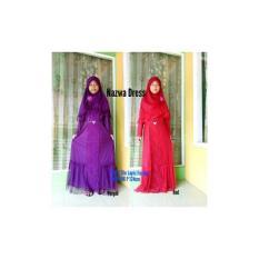 Baju Anak Perempuan Gamis Syari Tile