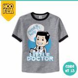 Jual Baju Anak T Shirt Kaos Atasan Karakter Laki Cowo Cewe Hoofla Ht 13 Hoofla Murah