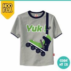 Jual Baju Anak T Shirt Kaos Atasan Karakter Laki Cowo Cewe Hoofla Ht 28 Branded Murah
